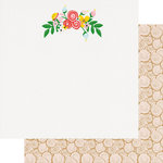 Fancy Pants Designs - The Bright Side Collection - 12 x 12 Double Sided Paper - Natural Beauty