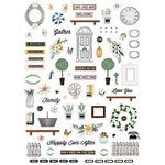 Fancy Pants Designs - Magnolia Moments Collection - Ephemera