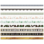 Fancy Pants Designs - Magnolia Moments Collection - Cardstock Stickers - Strips