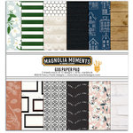 Fancy Pants Designs - Magnolia Moments Collection - 6 x 6 Paper Pad