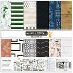 Fancy Pants Designs - Magnolia Moments Collection - 12 x 12 Collection Kit