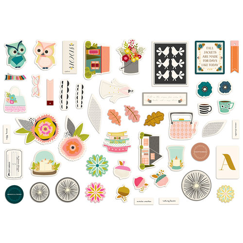 Fancy Pants Designs - The Yellow Door Collection - Ephemera