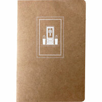 Fancy Pants Designs - The Yellow Door Collection - Notebook