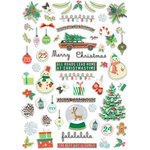 Fancy Pants Designs - Christmas Cottage Collection - Ephemera