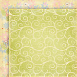 Fancy Pants Designs - Little Sprout Collection - 12 x 12 Double Sided Paper - Cuddlebug