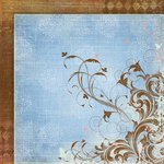 Fancy Pants Designs - Little Sprout Collection - 12 x 12 Double Sided Paper - Welcome Baby