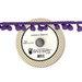 Fancy Pants Designs - Dancing Girl Collection - Ball Trim Ribbon - 25 Yards - Purple, BRAND NEW