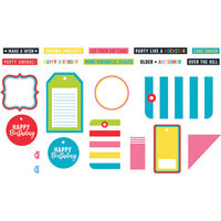 Fancy Pants Designs - Cake Smash Collection - Embellishments - Tags