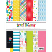 Fancy Pants Designs - Cake Smash Collection - 6 x 8 Paper Pad