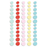 Fancy Pants Designs - A Cherry On Top Collection - Stickers - Puffy Dots