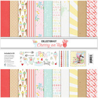 Fancy Pants Designs - A Cherry On Top Collection - 12 x 12 Collection Kit