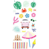 Fancy Pants Designs - Vitamin Sea Collection - Embellishments - Chipboard