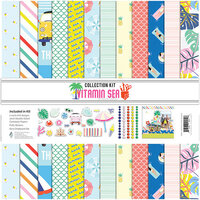 Fancy Pants Designs - Vitamin Sea Collection - 12 x 12 Collection Kit