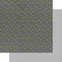 Fancy Pants Designs - Sidekick Optional Collection - 12 x 12 Double Sided Paper - Bolts