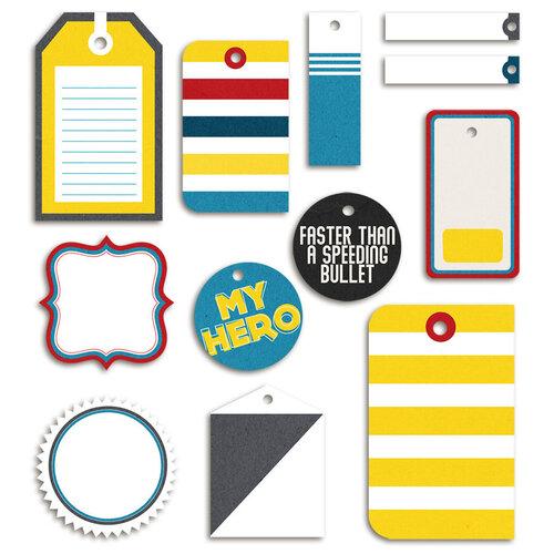 Fancy Pants Designs - Sidekick Optional Collection - Embellishments - Tags