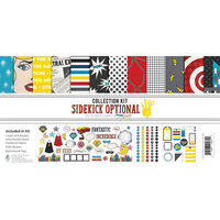 Fancy Pants Designs - Sidekick Optional Collection - Collection Kit