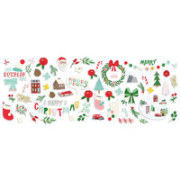 Fancy Pants Designs - Wishmas Collection - Embellishments - Ephemera