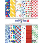 Fancy Pants Designs - Hometown Summer Collection - 6 x 8 Paper Pad