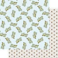Fancy Pants Designs - Lake Life Collection - 12 x 12 Double Sided Paper - Fresh Air