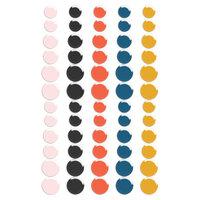 Fancy Pants Designs - A Little Scary Collection - Enamel Dots