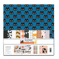 Fancy Pants Designs - A Little Scary Collection - 12 x 12 Collection Kit
