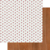 Fancy Pants Designs - My Type Collection - 12 x 12 Double Sided Paper - Love Buds