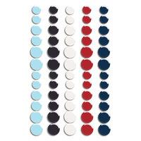 Fancy Pants Designs - My Type Collection - Enamel Dots
