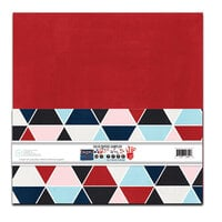 Fancy Pants Designs - My Type Collection - 12 x 12 Paper Pack - Solids