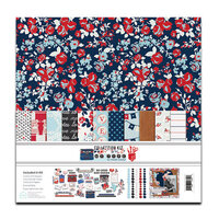 Fancy Pants Designs - My Type Collection - 12 x 12 Collection Kit