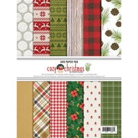 Fancy Pants Designs - Cozy Christmas Collection - 6 x 8 Paper Pad