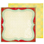 Fancy Pants Designs - Summer Soiree Collection - 12 x 12 Double Sided Paper - Destination