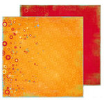 Fancy Pants Designs - Summer Soiree Collection - 12 x 12 Double Sided Paper - Glimmer