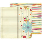 Fancy Pants Designs - Delight Collection - 12 x 12 Double Sided Paper - Thoughtful