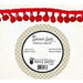 Fancy Pants Designs - Summer Soiree Collection - Ball Trim Ribbon - 25 Yards - Red