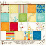 Fancy Pants Designs - Summer Soiree Collection - 12 x 12 Paper Kit, BRAND NEW