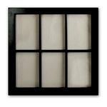 Fancy Pants Designs - On Display Collection - Embellish Me Frames - Window Frame - Black