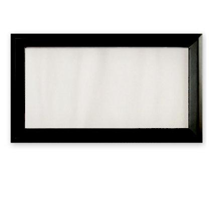 Fancy Pants Designs - On Display Collection - Embellish Me Frames - 18 x 9 Frame - Black