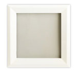 Fancy Pants Designs - On Display Collection - Embellish Me Frames - 8 x 8 Frame - White