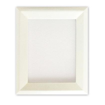 Fancy Pants Designs - On Display Collection - Embellish Me Frames - 6 x 8 Frame - White
