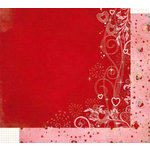 Fancy Pants Designs - Splendid Collection - 12 x 12 Double Sided Paper - It's Complicated