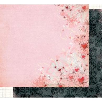 Fancy Pants Designs - Splendid Collection - 12 x 12 Double Sided Paper - Desire