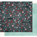 Fancy Pants Designs - Splendid Collection - 12 x 12 Double Sided Paper - I'm Yours, CLEARANCE