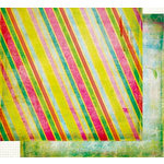 Fancy Pants Designs - Happy Holidays Collection - 12 x 12 Double Sided Paper - Festive, CLEARANCE
