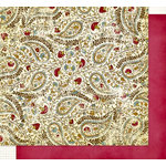 Fancy Pants Designs - All Fall Collection - 12 x 12 Double Sided Paper - Fall Splendor