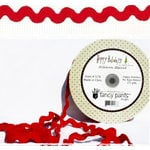 Fancy Pants Designs - Happy Holidays Collection - Ric Rack Ribbon - 25 Yards, CLEARANCE