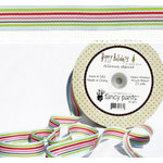 Fancy Pants Designs - Happy Holidays Collection - Woven Ribbon - 25 Yards, CLEARANCE