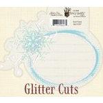 Fancy Pants Designs - Glitter Cuts - Oval Frame