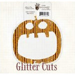 Fancy Pants Designs - Glitter Cuts - Jack-O-Lantern, CLEARANCE