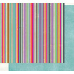 Fancy Pants Designs - Daydreams Collection - 12x12 Double Sided Paper - Wish, CLEARANCE