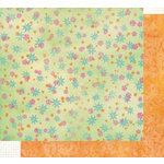 Fancy Pants Designs - Daydreams Collection - 12x12 Double Sided Paper - Dream, CLEARANCE